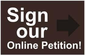 Petition on line